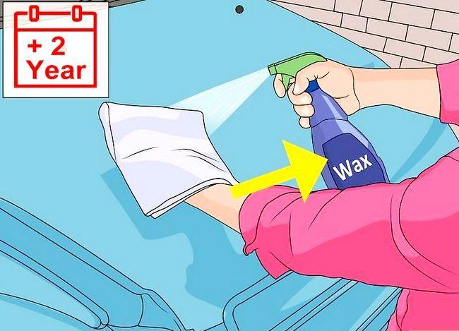 Imaginea intitulată Prevenirea ruginii pe mașina dvs. Pasul 9