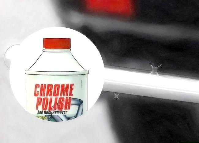 Imaginea intitulată Îndepărtarea ruginii din Chrome Pasul 13