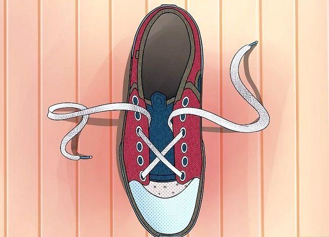 Imaginea intitulată Lace Shoes Step 24