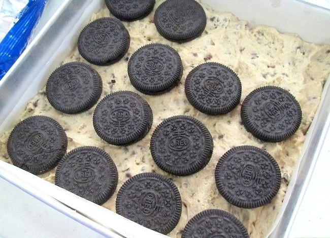 Imagine cu denumirea Make Slutty Brownies Pasul 5