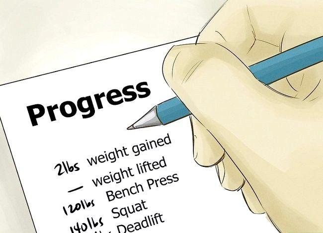 Pentru a deveni mai puternică și mai musculară