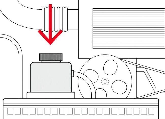 Verificați și completați lichidul servodirecției