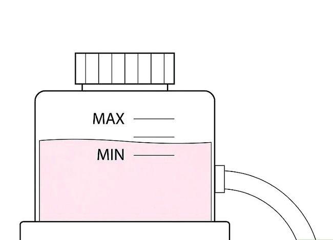 Imaginea intitulată Verificați și adăugați lichidul de servodirecție Pasul 2