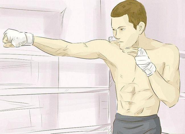 Antrenament ca boxer