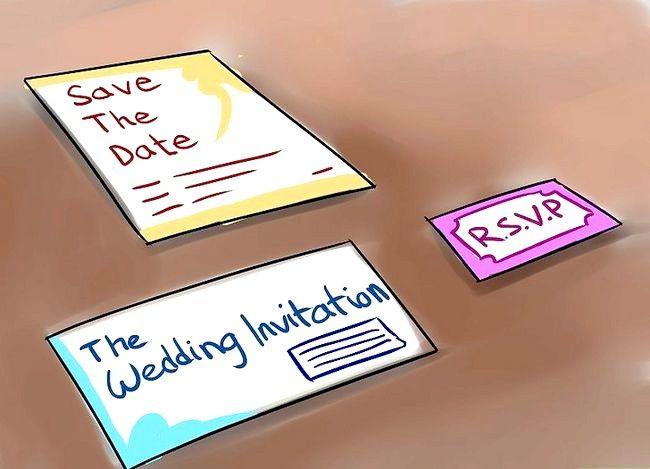 Faceți cărți de nuntă