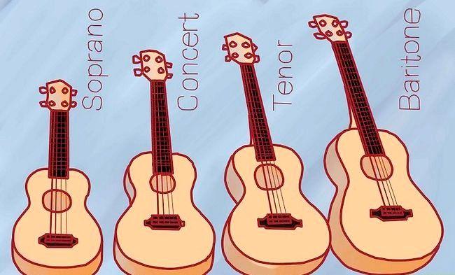 Jucați ukulele