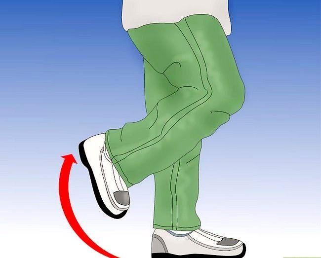 Image cu titlul Deal cu crampe de picioare Pasul 1