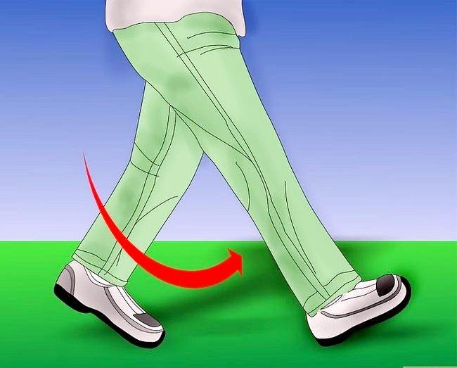 Image cu titlul Deal cu crampe de picioare Pasul 2