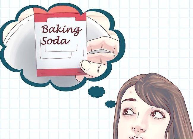 Scapa de cosuri cu bicarbonat de sodiu