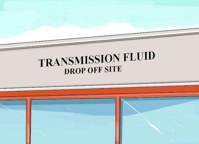Imaginea cu titlul Schimbarea lichidului de transmisie Pasul 10