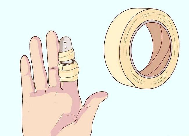 Imagine intitulată Degete de bandaj sau degetele de la picioare Pasul 23