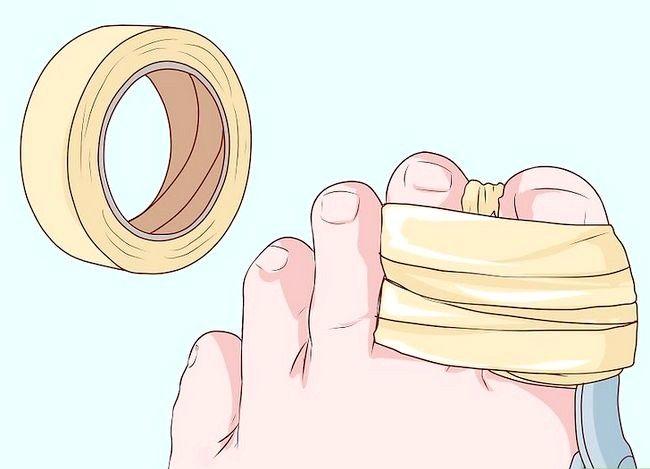 Imagine intitulată Degete de banda sau degetele de la picioare Pasul 24