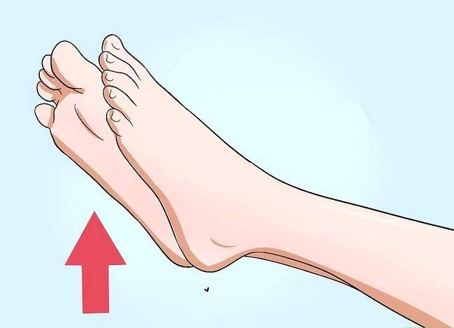 Imaginea intitulată Curățarea amorțeală în picioare și degetele de la picioare Pasul 19