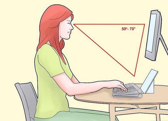 Imaginea intitulată Scaun la un computer Pasul 7