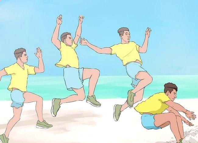 Imagine intitulată Win Long Jump Step 13