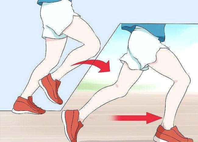 Imagine intitulată Câștigați lungă saltare Pasul 4