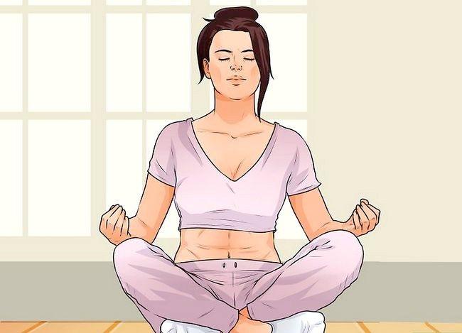 Imaginea intitulată Face Yoga Pasul 19