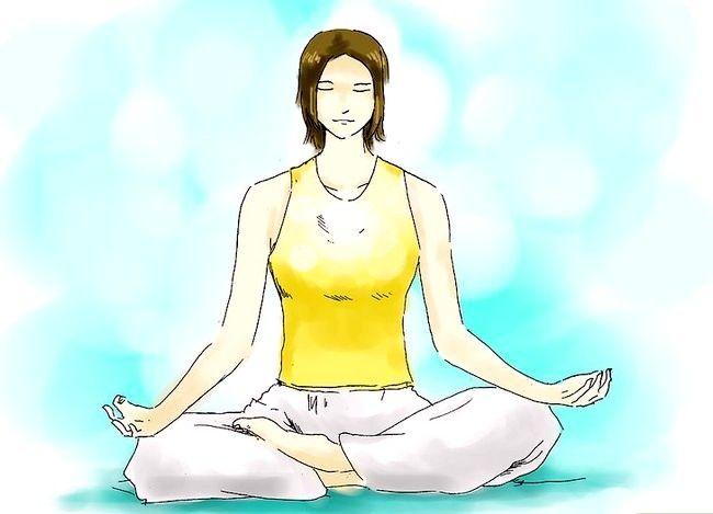 Imagine cu titlul Fii un profesor de yoga Pasul 1