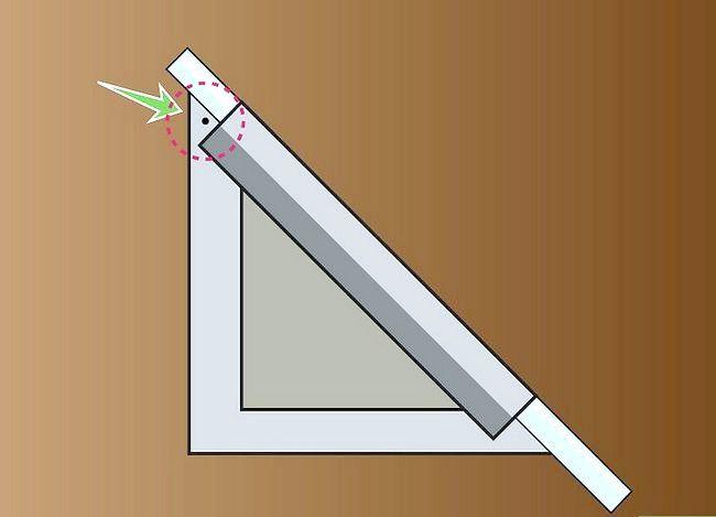Imaginea intitulă Efectuați un clinometru Pasul 3