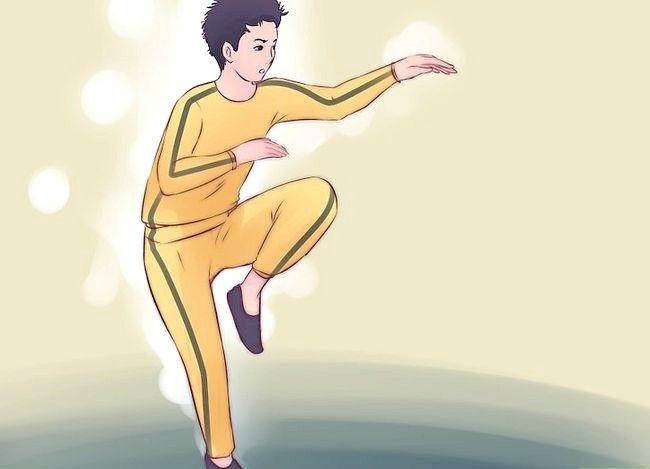 Image title Învățați-vă Kung Fu singur Pasul 12