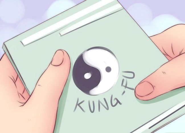 Image title Învățați-vă Kung Fu singur Pasul 3