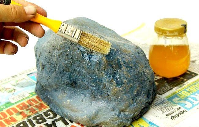 Imaginea cu titlul Faceți pietre false cu beton Pasul 14