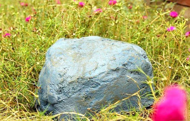 Imaginea intitulă Faceți pietre false cu beton Pasul 18