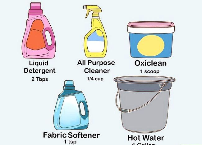 Fă-ți propria curățătoare de covoare