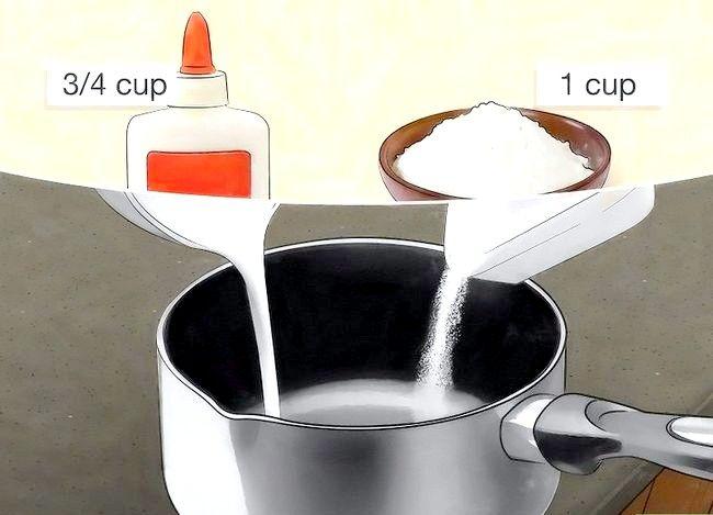 Imaginea intitulă Asigurați-înlocuitor de polimer de uz casnic Pasul 2