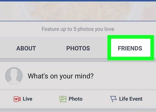 Imaginea intitulă Cine sunteți cel mai conectat la Facebook Pasul 3