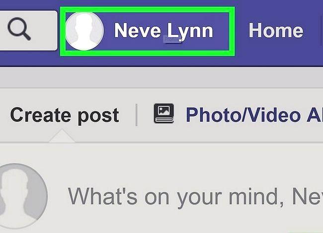 Imaginea cu titlul Vedeți că sunteți cel mai conectat (ă) la Facebook Pasul 6