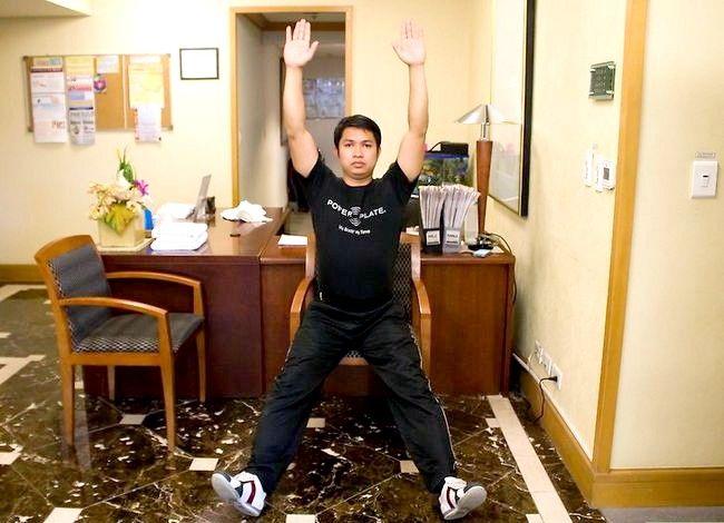Imagine cu titlul Exercitarea dvs. Abs în timp ce ședința Pasul 6