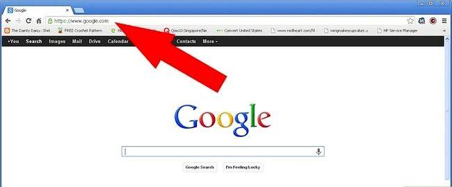Imaginea intitulată Căutați Google Pasul 2