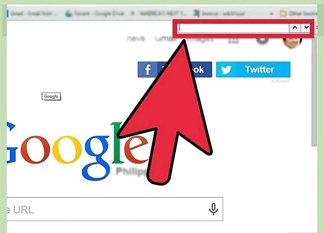 Imaginea intitulată Căutați un cuvânt pe o pagină web Pasul 7