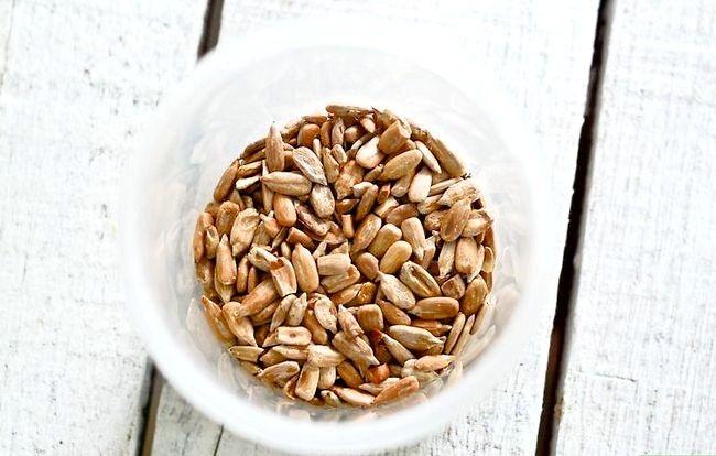 Imaginea intitulată Semințe de floarea-soarelui prăjită Pasul 5