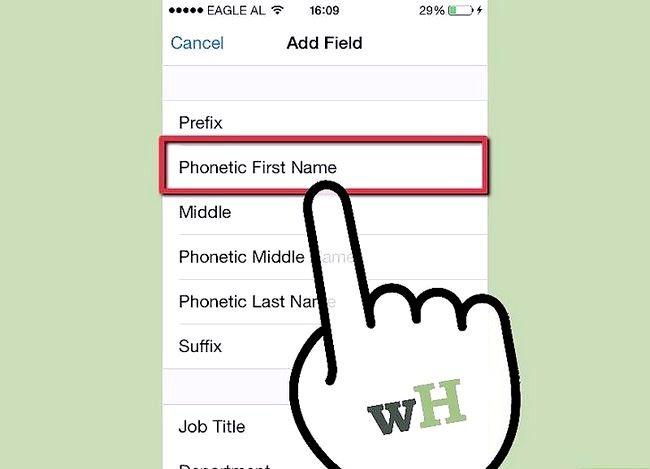 Imagine intitulată Obțineți Siri pentru a vă apela după nume Pasul 8