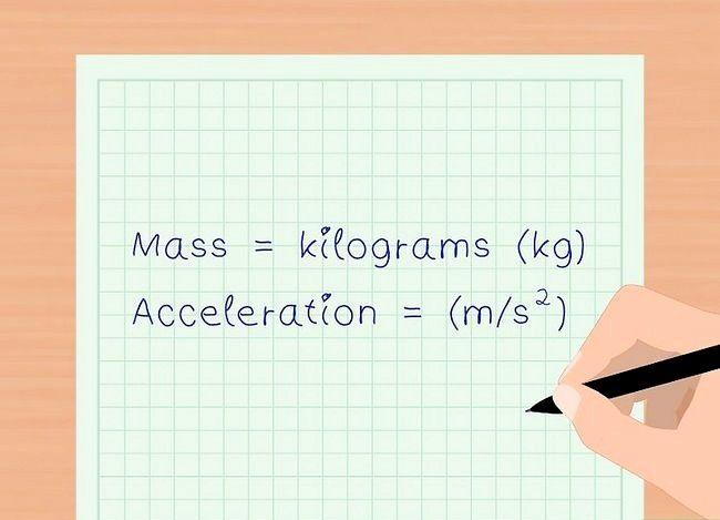 Imaginea intitulată Calculați Forța de Gravitate Pasul 8
