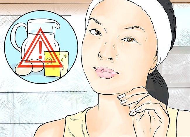 Imaginea intitulată Reducerea umflării și a înroșirii sau a cosurilor Pasul 18