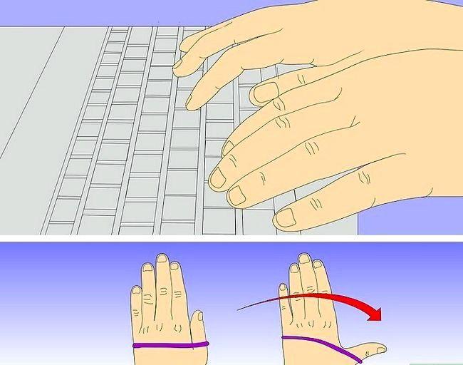 Imaginea intitulată Reducerea degetelor umflate Pasul 1